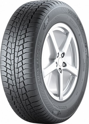 205/60r16 gislaved euro*frost 6 96h