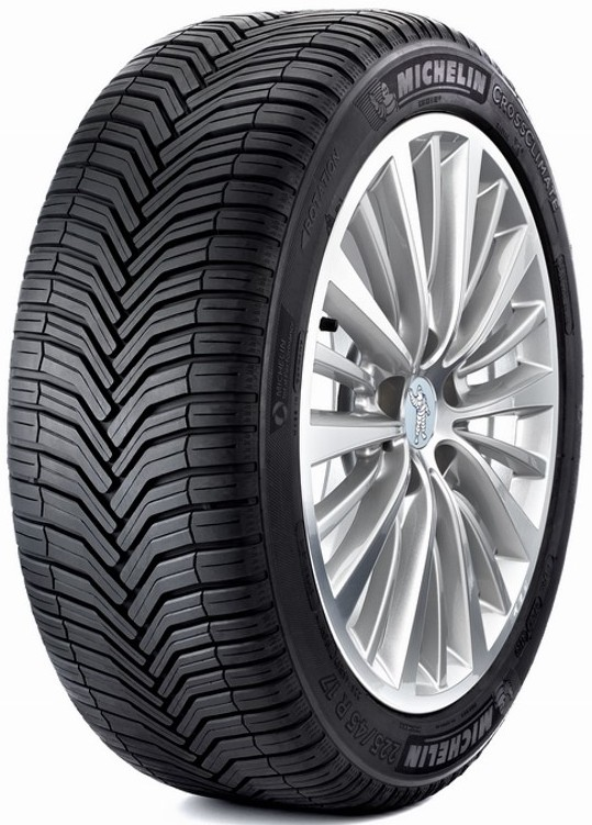 235/50r18 michelin crossclimate 101v