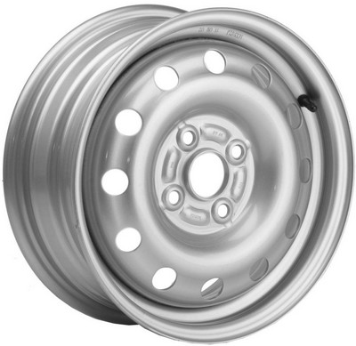 диск magnetto 14000 am 5,5xr14 4x100 железные 60,1мм