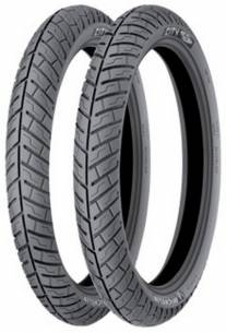 Мотошина Michelin Reinf City 80/90R14 46P